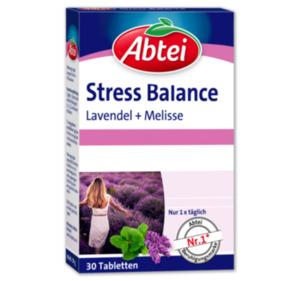 ABTEI Stress Balance