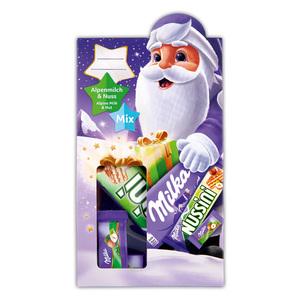 Milka Geschenkbox Alpenmilch & Nuss Mix