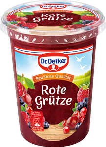 DR. OETKER  Fruchtgrütze