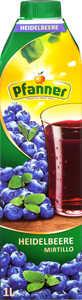 PFANNER  Saft-Getränke