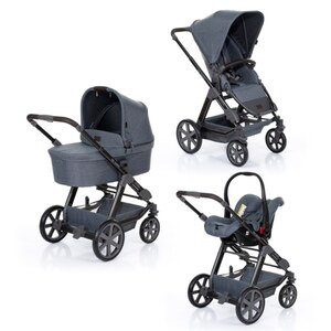 ABC Design - Travelsystem Condor 4 All in One, Mountain