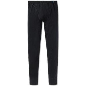 Schiesser Herren Unterhose, lang, schwarz, 8, 8