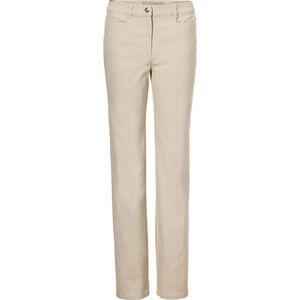 Zerres Damen Jeans Kurzgröße, kitt, 18, beige, 18