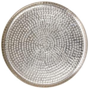Aluminium-Tablett (Ø 42 cm)