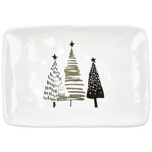 Deko-Teller Weihnachten (24,5x17)