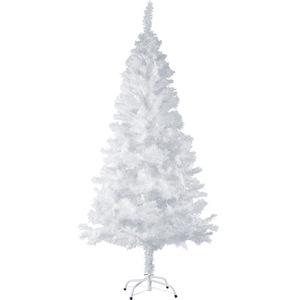 Künstlicher Weihnachtsbaum 180 cm 533 Spitzen weiss