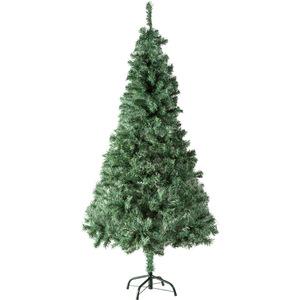 Künstlicher Weihnachtsbaum 180 cm 533 Spitzen grün