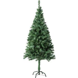 Künstlicher Weihnachtsbaum 150 cm 310 Spitzen grün