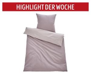 dormia Flanell-Bettwäsche, Normalgrössse