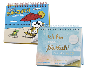 Tischkalender & Wochenplaner