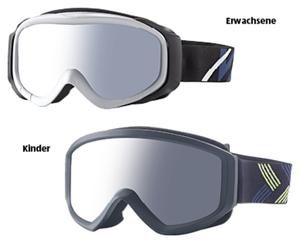 crane®  Ski- & Snowboardbrille mit Wechselscheibe