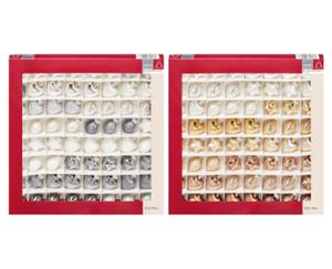 CASA Deco Mini-Glas-Dekoration