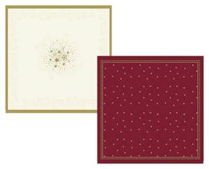 kokett®  2 Papier Weihnachtsmitteldecken