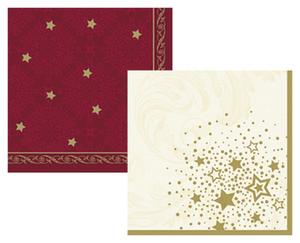 kokett®  12 Weihnachts-Servietten