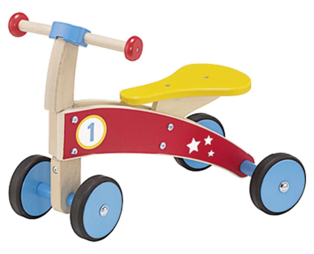 Bild 1 von PLAYLAND Schaukelpferd oder Rutschrad