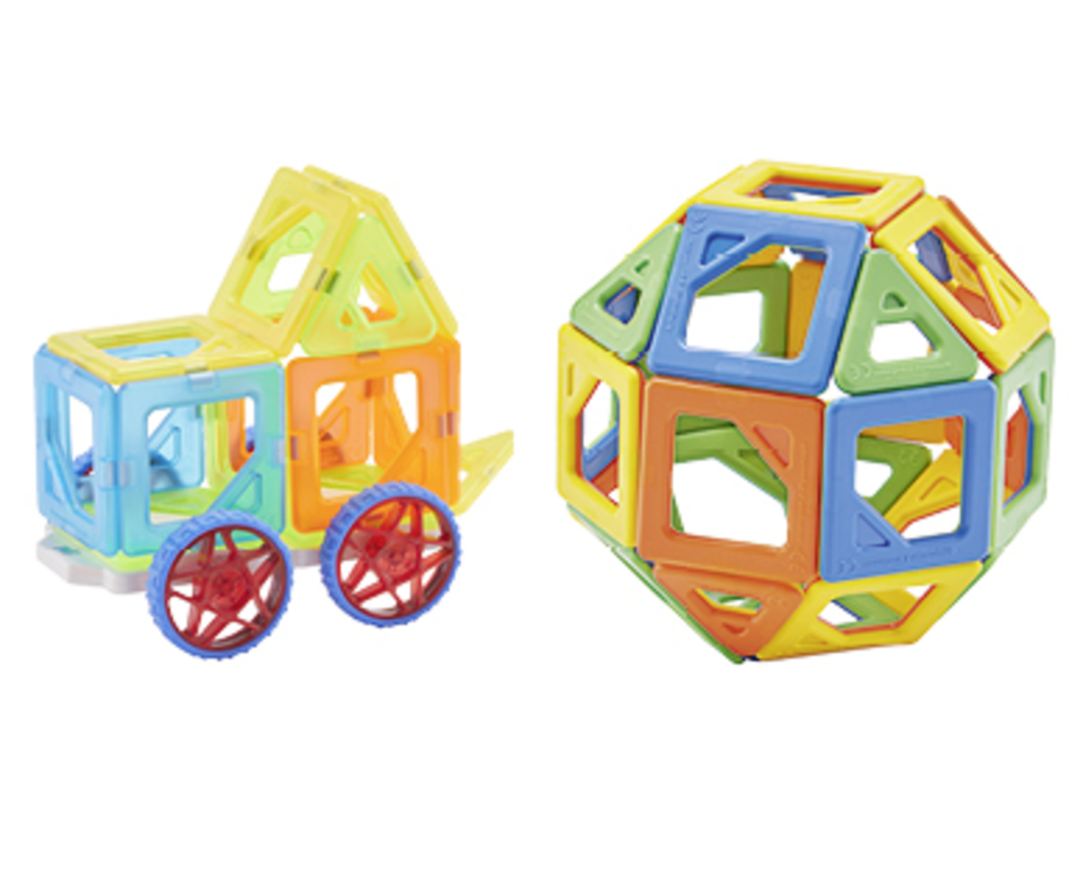 Bild 2 von PLAYLAND Magnet-Bauset