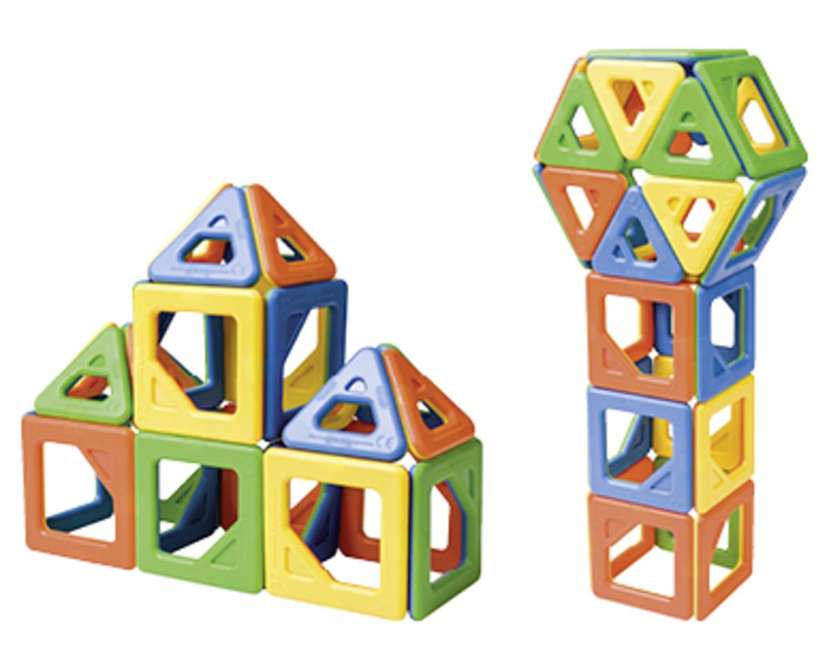 Bild 3 von PLAYLAND Magnet-Bauset