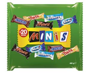 Mars®  Mixed Minis