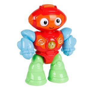Mini-Spielzeugroboter mit Musik und Licht