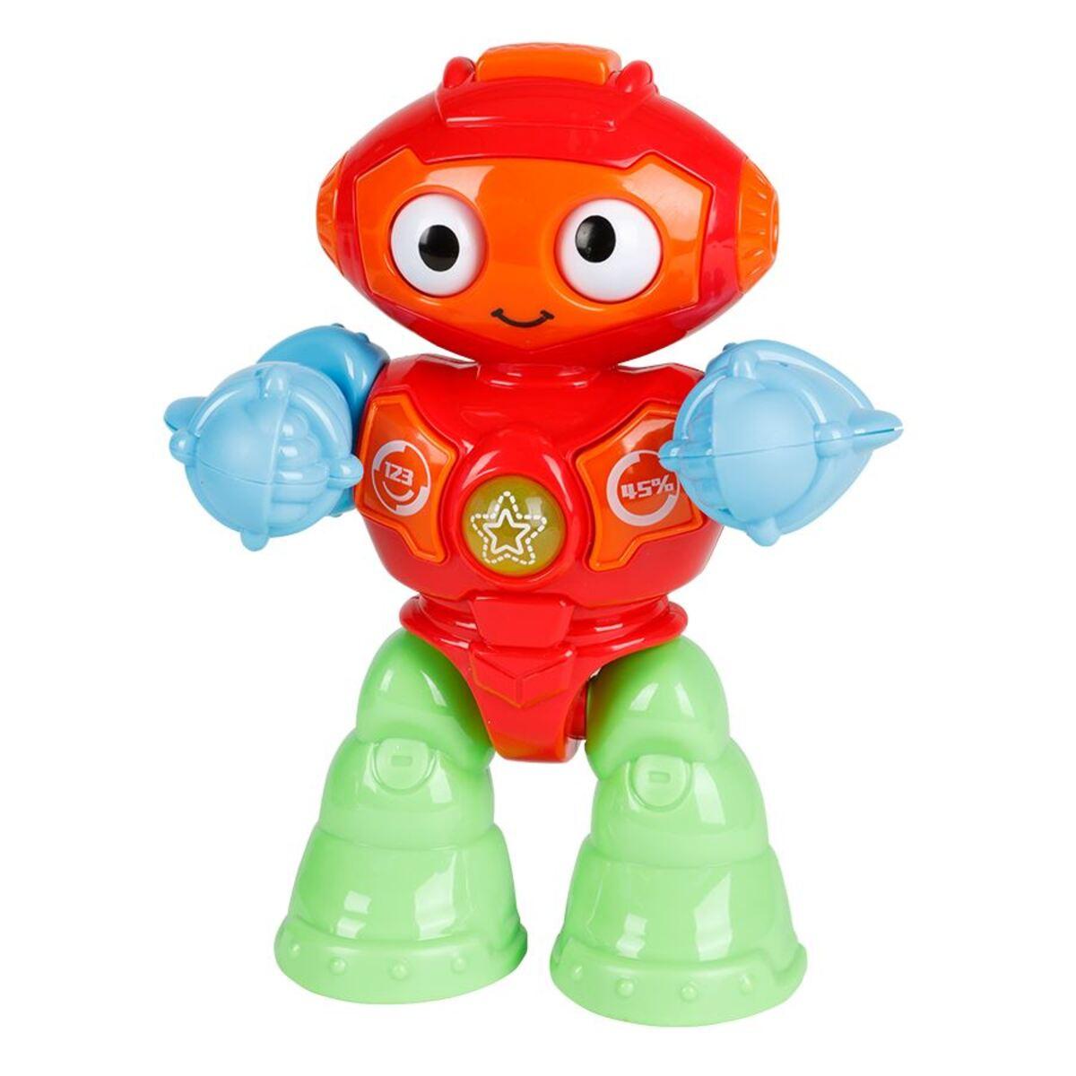 Bild 2 von Mini-Spielzeugroboter mit Musik und Licht