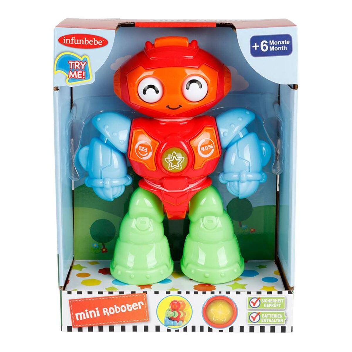 Bild 3 von Mini-Spielzeugroboter mit Musik und Licht