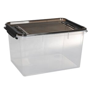 Systembox mit Deckel 47x35x27cm 32L
