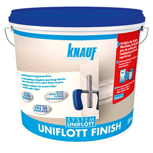 Knauf Fugenspachtel Uniflott Finish