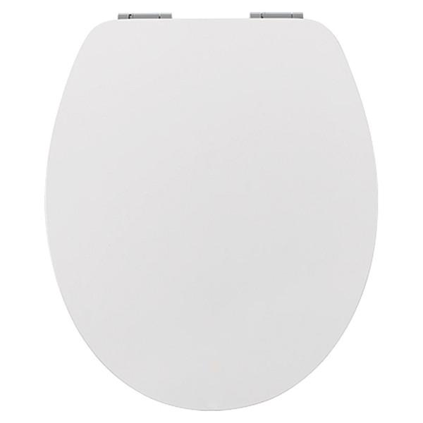 WC Sitz passend Laufen Aqua Edelstahlscharnieren Duoplast