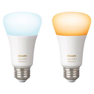 Philips Hue LED-Leuchtmittel-Set White Ambiance