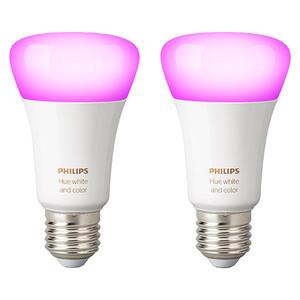 Philips Hue LED-Leuchtmittel-Set White & Color Ambiance