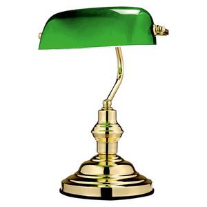 Globo Tischleuchte Bankerslamp