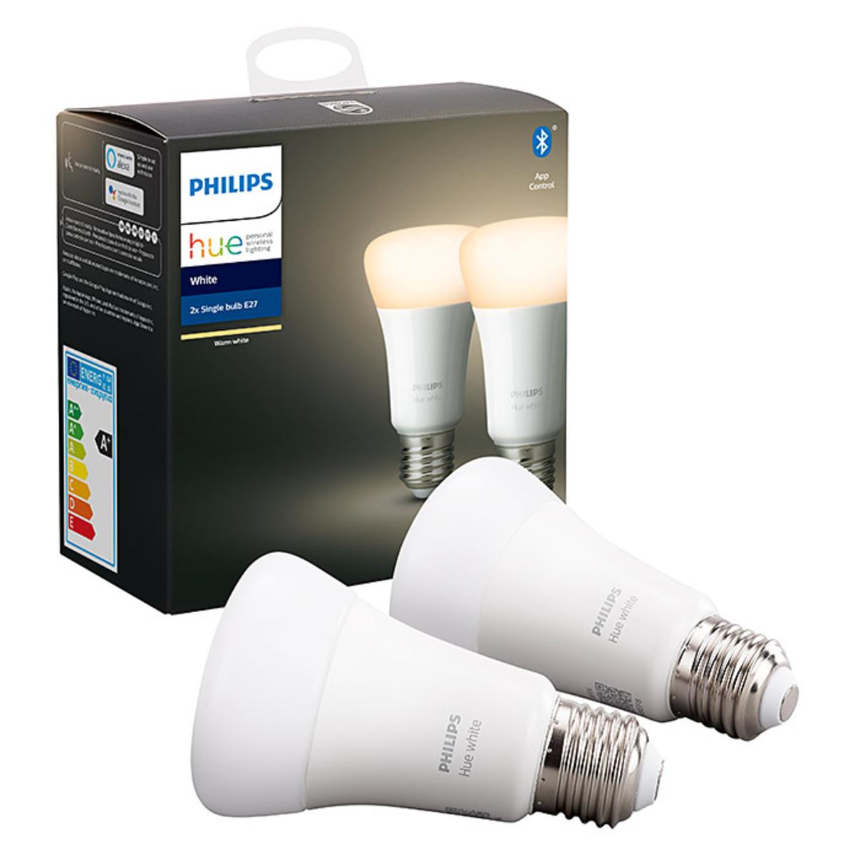 Bild 3 von Philips Hue LED-Leuchtmittel-Set White
