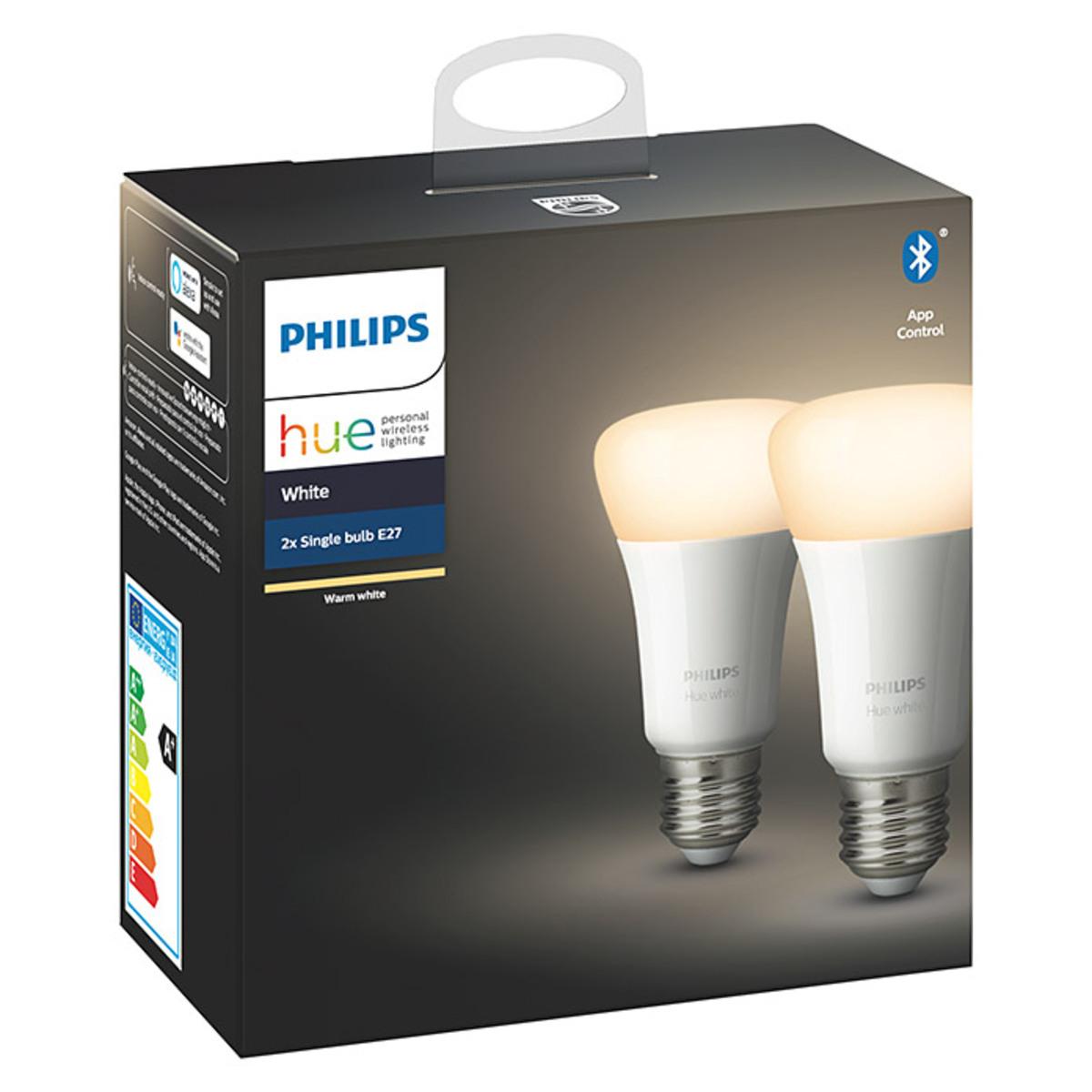 Bild 5 von Philips Hue LED-Leuchtmittel-Set White