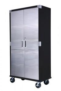 PRIMASTER Metallschrank ,  90 x 46 x 183 cm, Belastbarkeit 250 kg