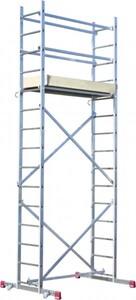 Krause Corda Montagegerüst ,  Arbeitshöhe: 5 m