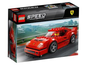 LEGO® Speed 75890 Champions