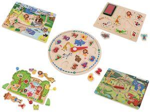 PLAYTIVE® JUNIOR Lernpuzzle