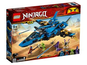 LEGO® City 70668 Jays Donner-Jet