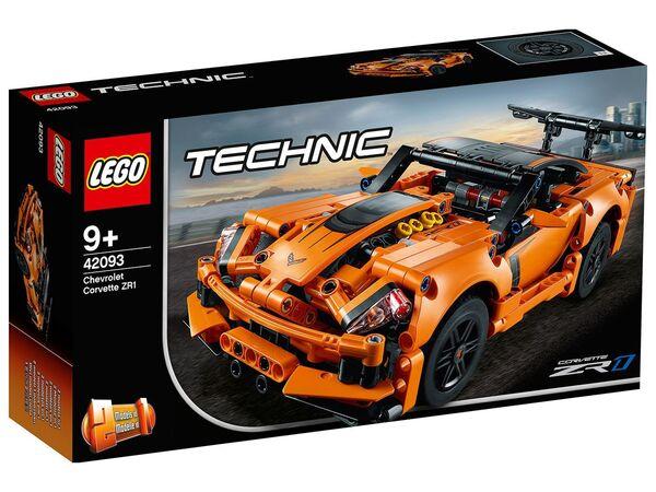 LEGO® Technic 42093 Chevrolet Corvette ZR1
