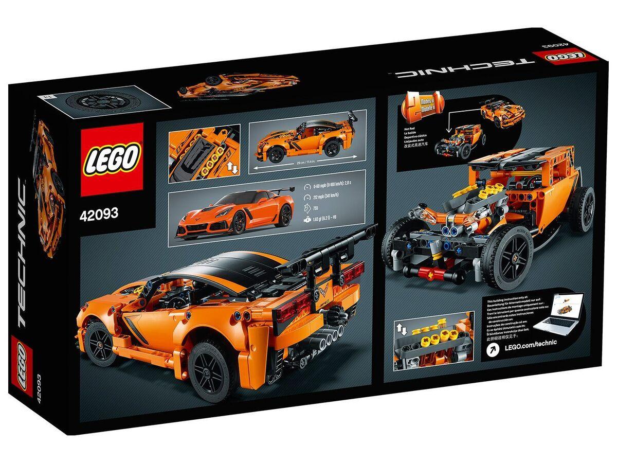 Bild 3 von LEGO® Technic 42093 Chevrolet Corvette ZR1