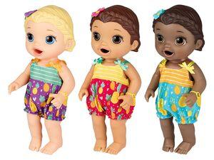 Hasbro Baby Alive Fütterspaß Lily