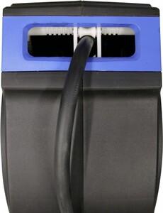 Guede AUTOMATIKSCHLAUCHTROMMEL 15M ,  Farbe: Blau/Schwarz LxBxH: 450x190x310 mm