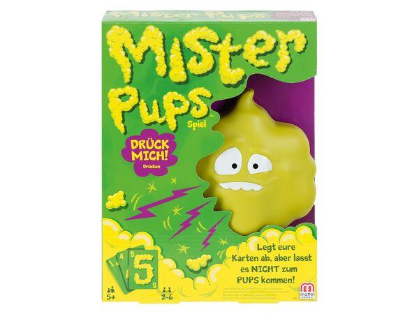 Mister Pups Spielregeln