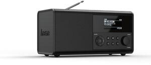 DIR90BT Heimradio schwarz