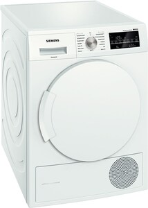 WT43W4E1 Wärmepumpentrockner weiß / A++