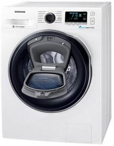 WW8HK6400QW Stand-Waschmaschine-Frontlader weiß / A+++