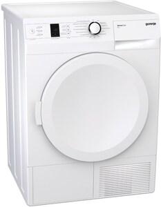 D8SP4B Kondensations-Wäschetrockner weiß / B