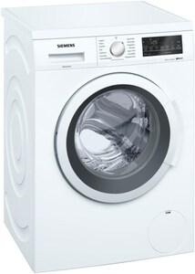 WU14Q4WM18 Stand-Waschmaschine-Frontlader weiß / A+++