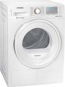 DV8XM6213EW Wärmepumpentrockner weiß / A+++