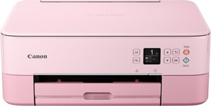 Pixma TS5352 Multifunktionsgerät Tinte pink